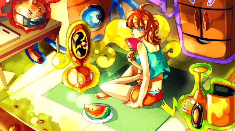Pokemon Sol Room Citra