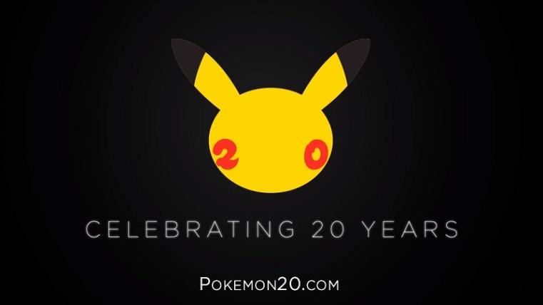 Celebrating 20 Years of Pokemon