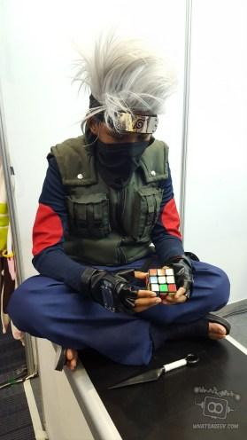 Kakashi just takin' a break fb.com/dexter.moriya