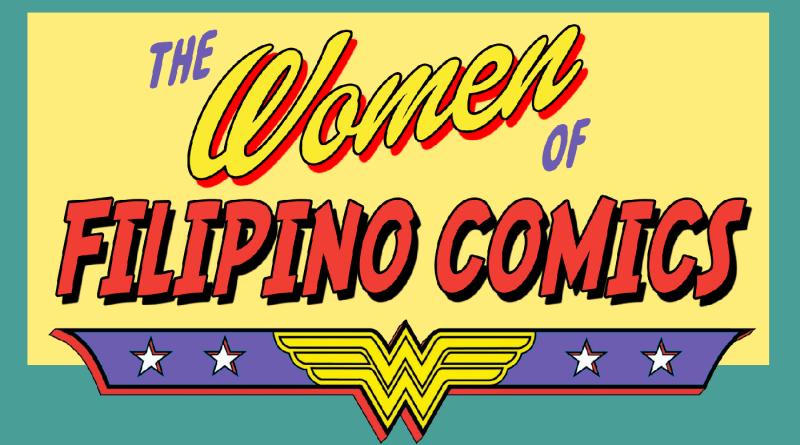 Women of Philippine Comics