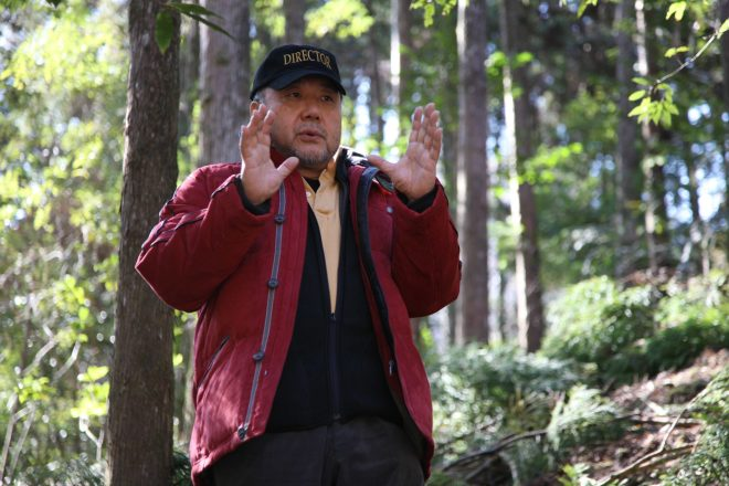 05 Director Masato HARADA photo