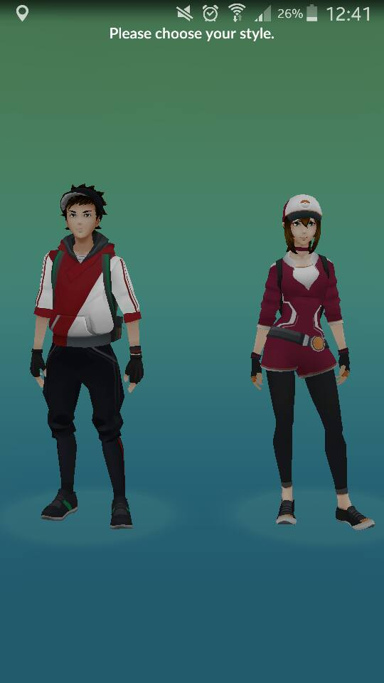 Pokemon Go_Trainers