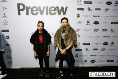 Gabriel and Miguel Amande, Geeks on Fleek