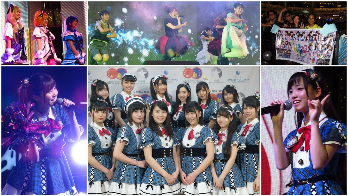 Celebrating 60 Years of Philippine Japan Friendship with AKB48