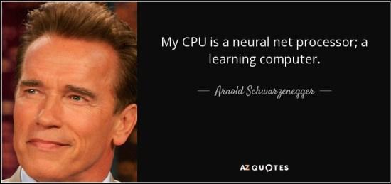 Neural Net Processor