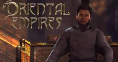 Oriental Empires: A Fat-free 4X Experience