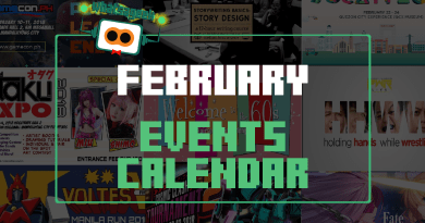 February 2018 Events and Happenings