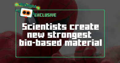 Exclusive New Stronger Strongest Material