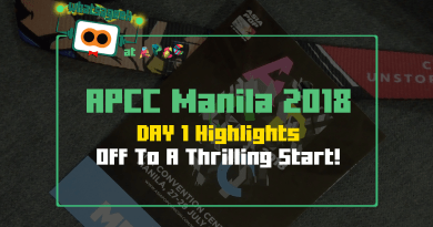 WAG APCC Manila 2018 - 01 - Day 1 Highlights