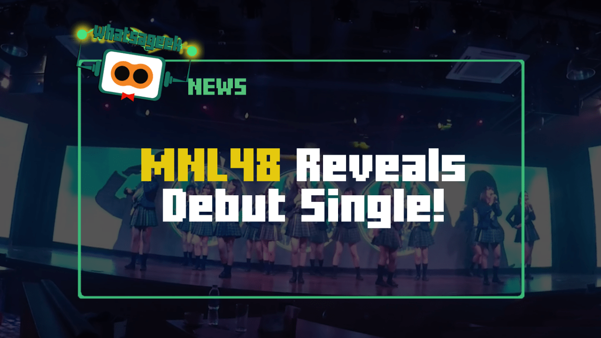 MNL48 Releases Their Debut Single at the New Movie Star Café