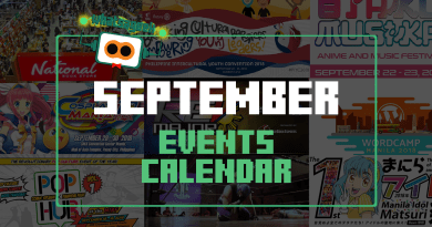 WAG September Events and Happenings Calendar