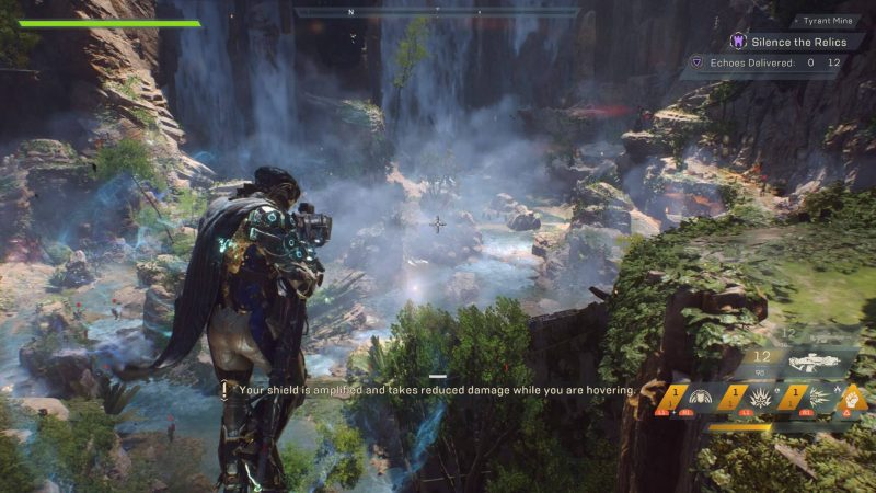 Anthem Demo Screenshot 1