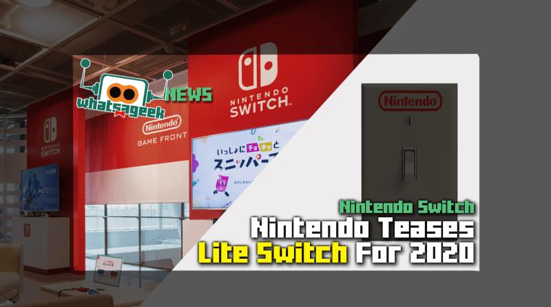 Nintendo Lite Switch