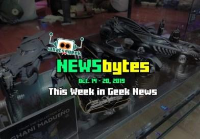 2019 BatCon & SuperManila, Riot Pls, And This Week's #WAGNewsbytes