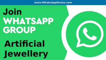 Artificial Jewellery WhatsApp Group Links