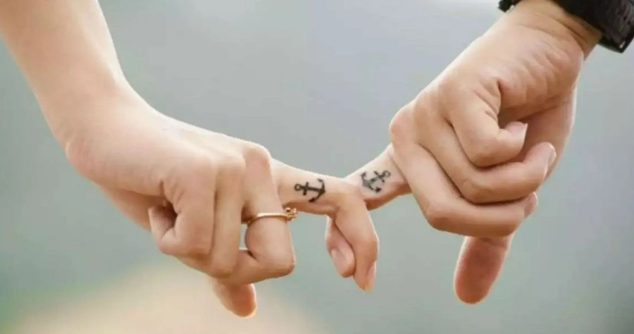 Best Small Couples Tattoos Ideas On married