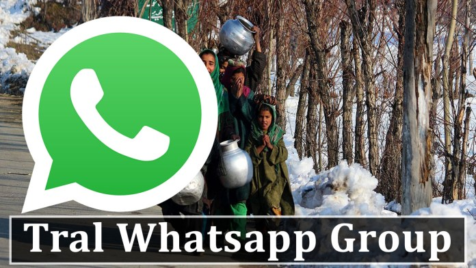 Join Tral Whatsapp Group Link