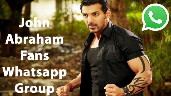 John Abraham Fans Whatsapp Group Link