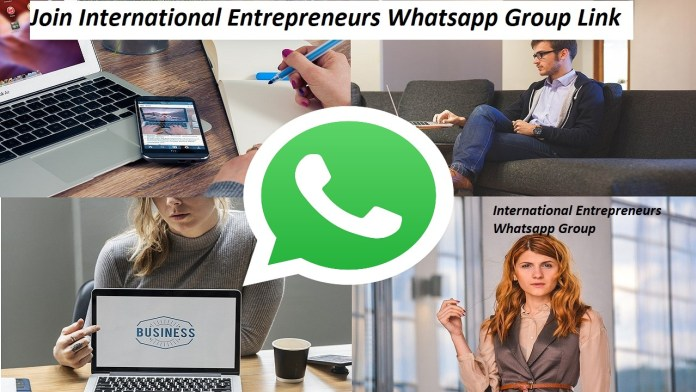 Join 250+ Entrepreneur WhatsApp Group Links List 2020