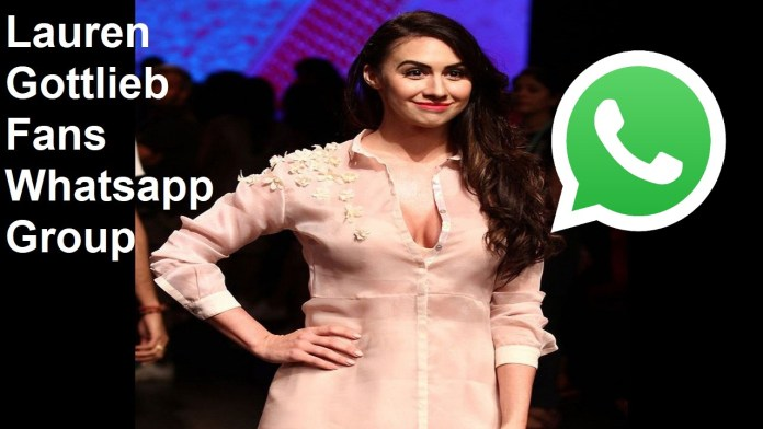 Lauren Gottlieb Fans Whatsapp Group Link