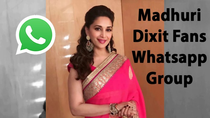 Madhuri Dixit Fans Whatsapp Group Link