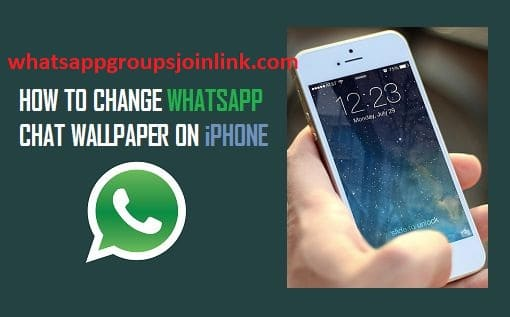 How to Change WhatsApp Chat Wallpaper on Your iPhone?