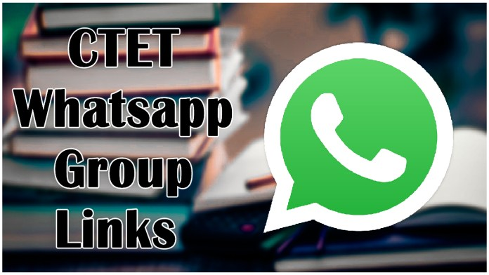 Join CTET WhatsApp Group Links