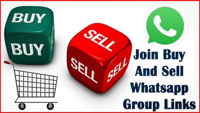 join Buy and Sell WhatsApp Group Links