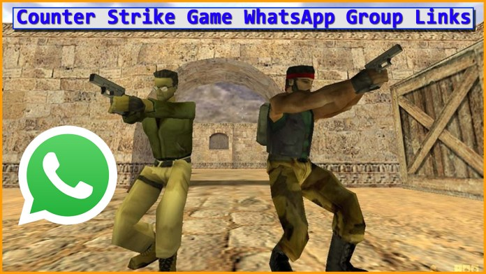 Counter Strike game WhatsApp Group Link