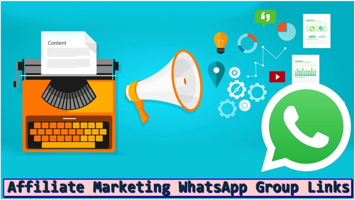 Affiliate Marketing WhatsApp Group Links