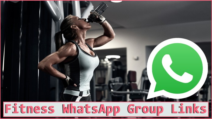 Fitness WhatsApp Group Links