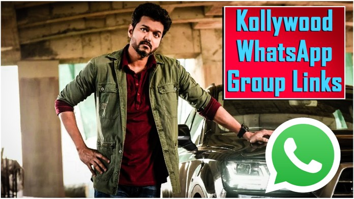 Kollywood WhatsApp Group Links