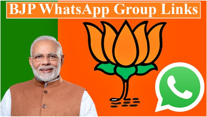 BJP WhatsApp Group Links