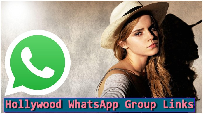 Hollywood WhatsApp Group Links