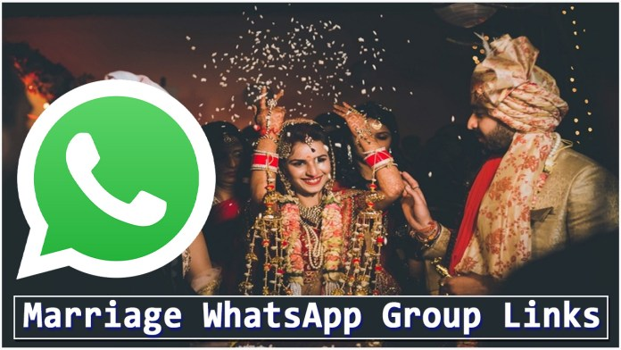 Marriage WhatsApp Group Links