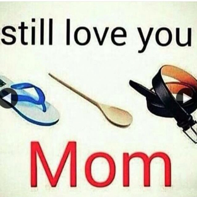Pictures say lots about Indian Mom - But All indian kids love it... .. still love you Mom