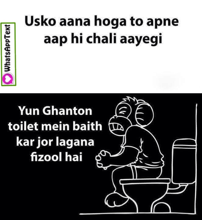 Hillarious and Funny quotes on Toilet (Bathroom)