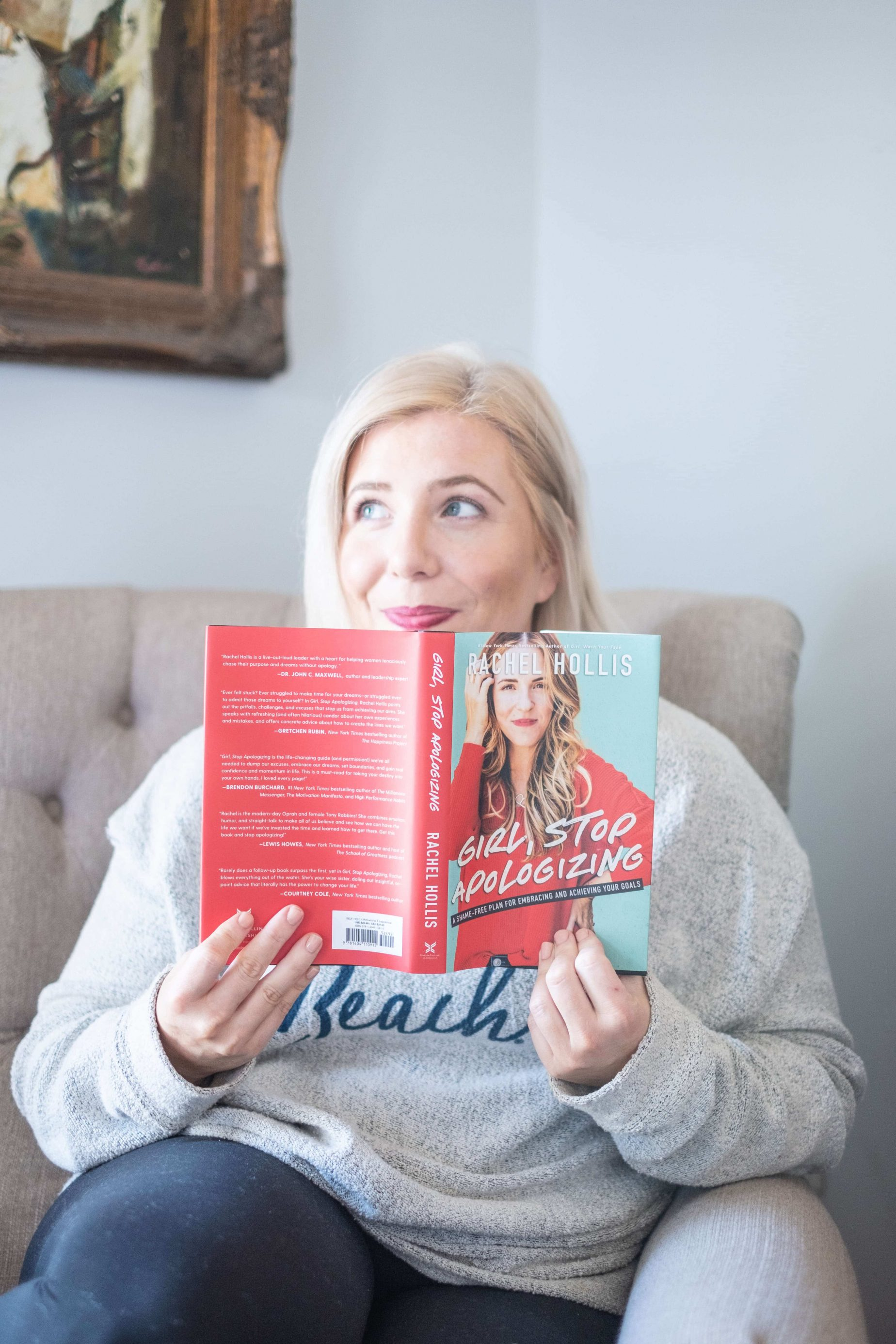 Girl, Stop Apologizing Review- Are You Ready For It- #whatsavvysaid #lifestyleblogger #girlstopapologizing #bookreview #girlstopapologizingreview