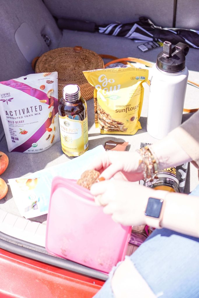 Snacks On The Go- My Top Picks For Staying Healthy #whatsavvysaid #healthysnacks #girlonthego #mysnacks #gts #hukitchen #proteinball #livingintentions