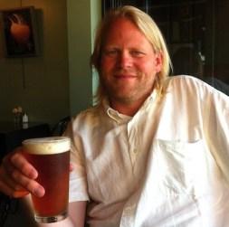 Joe Wiebe, the Thirsty Writer