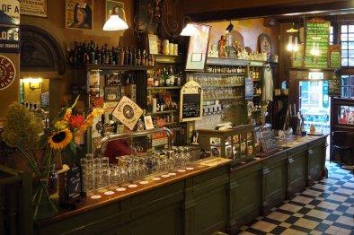 Bierproeflokaal In De Wildeman Amsterdam