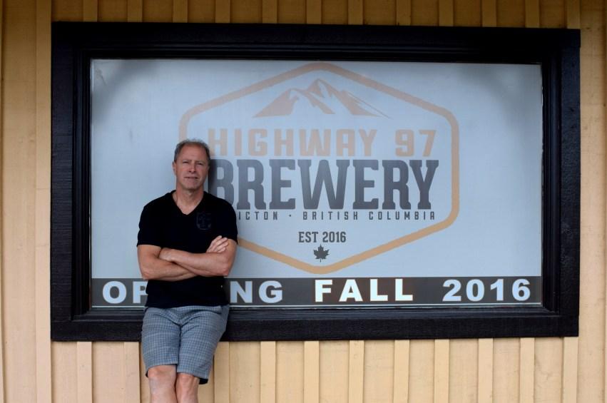 Owner John Kapusty, Summer 2016