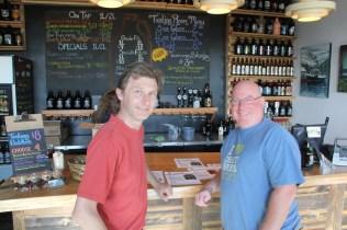 Local beer gurus