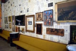 The amazing decor