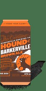 Barkerville Brewing - Hound Of Barkerville Image