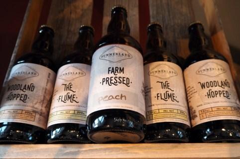 Bottles At Summerland Heritage