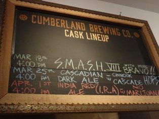 Cask lineup