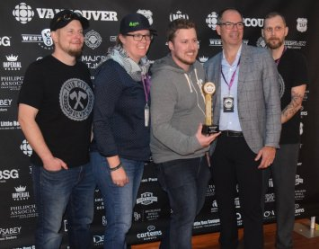 Best in Show: Late Bloomer, by Twin City Brewing Company