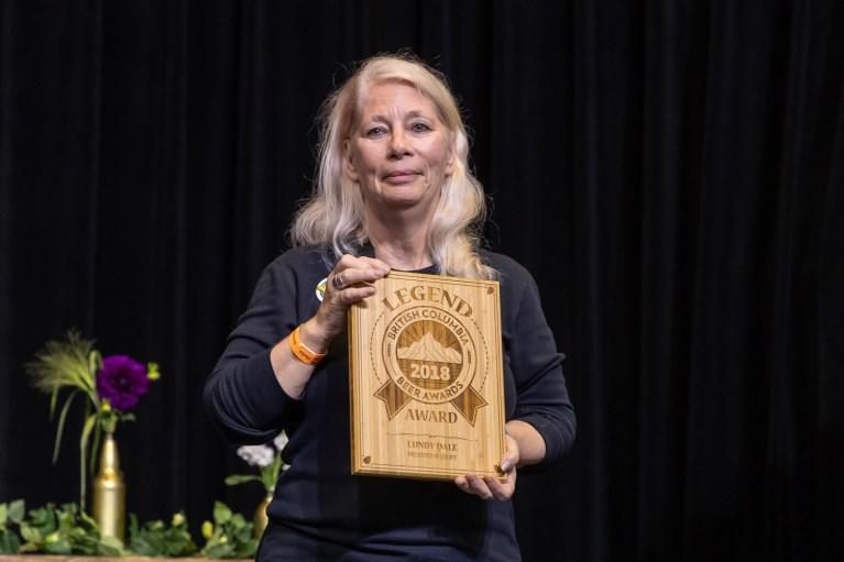 Legend Award: Lundy Dale