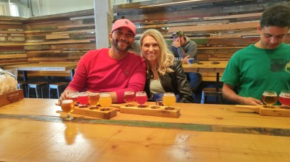Vancouver Brewery Tours Couple On Tour